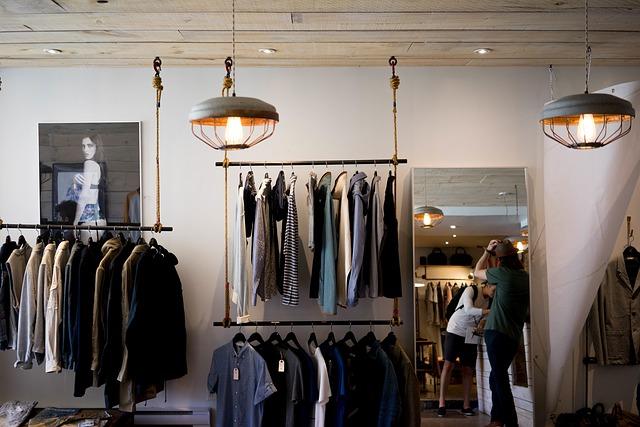 wybór lady sklepowej jako wyzwanie